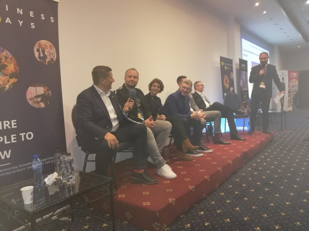 Business Days București 2019! Cum atragi investitori într-o afacere?